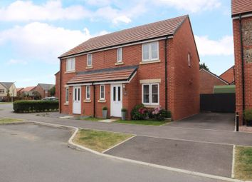 Thumbnail 3 bed semi-detached house for sale in Coberley Drive, Salisbury