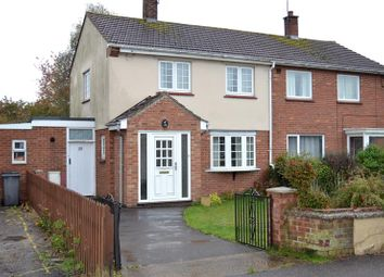 Thumbnail 3 bed semi-detached house for sale in Windsor Road, West Mersea, Colchester