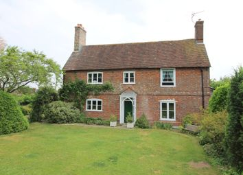 Thumbnail 4 bed detached house to rent in Tichborne, Alresford