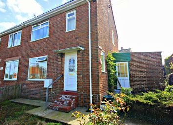 Thumbnail 2 bed semi-detached house for sale in Uphill Drive, Sacriston, Durham