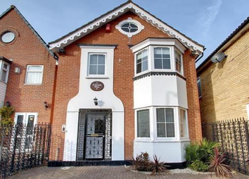 Thumbnail 4 bed detached house for sale in St. Dunstans Avenue, London