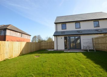 Thumbnail 3 bed semi-detached house for sale in Court Orchard, Newton St Cyres, Exeter