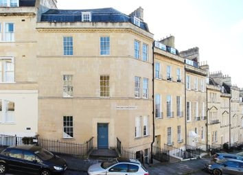 Thumbnail 2 bedroom flat for sale in Portland Place, Bath