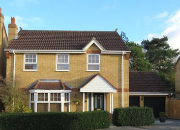 Thumbnail 4 bedroom detached house for sale in Cranwells Way, Little Thetford, Ely