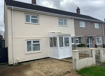 Thumbnail 3 bed semi-detached house for sale in Sherford Crescent, Higher St. Budeaux, Plymouth