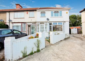 Thumbnail 3 bed semi-detached house for sale in Raleigh Road, Southall