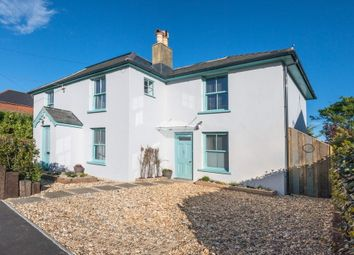 Thumbnail 4 bed detached house to rent in The Avenue, Gurnard, Cowes
