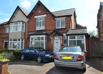 Thumbnail 4 bed semi-detached house for sale in Merton Road, Moseley, Birmingham