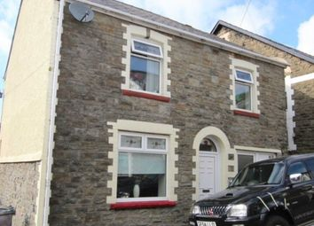 Thumbnail 4 bed semi-detached house for sale in Hill Street, Abertillery