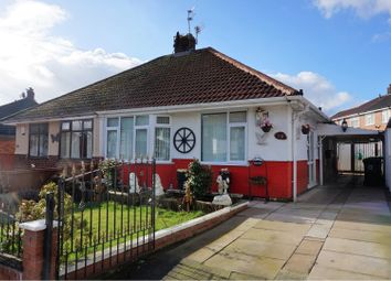 Thumbnail 3 bed semi-detached bungalow for sale in Fieldway, Widnes