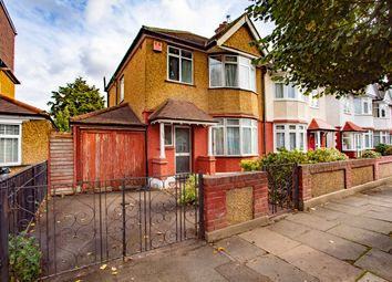 Thumbnail 3 bed semi-detached house for sale in Clitherow Avenue, London