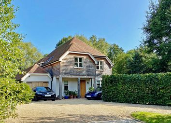 Church Lane, Brightwell-Cum-Sotwell, Wallingford OX10. 4 bed detached house
