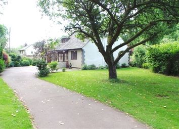 Thumbnail 4 bed detached bungalow for sale in Lower Common, Aylburton, Lydney