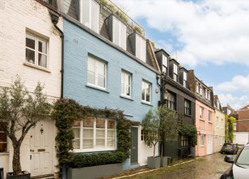 St. Stephens Mews, Notting Hill, London W2. 4 bed terraced house for sale