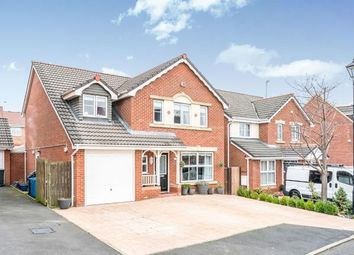 Thumbnail 5 bed detached house for sale in Fillmore Grove, Widnes, Cheshire