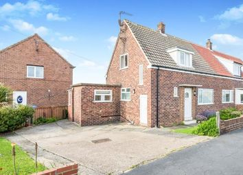 Thumbnail 2 bed semi-detached house for sale in White Leys Road, Whitby, North Yorkshire, .