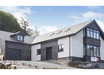 Thumbnail 4 bed detached house for sale in Llangaffo Road, Pentre Berw