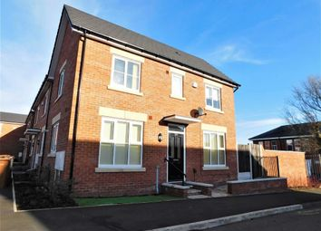 Thumbnail 2 bedroom end terrace house for sale in Charles Street, Stockport, Stockport