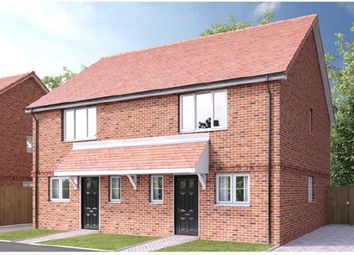 Thumbnail 2 bed semi-detached house for sale in Woodacres Way, Arlington Road East, Hailsham