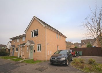 Thumbnail 2 bed end terrace house for sale in Ffordd Brynhyfryd, Old St. Mellons, Cardiff.