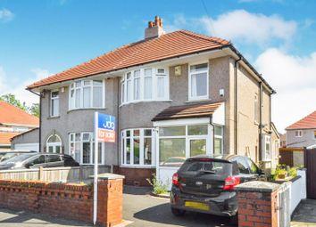 Thumbnail 3 bed semi-detached house for sale in Borwick Drive, Lancaster