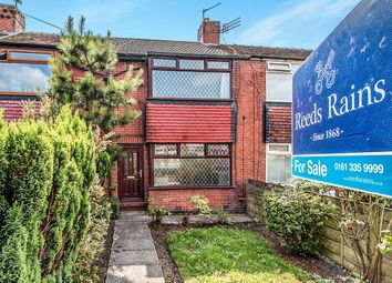Thumbnail 2 bed terraced house for sale in Mount Pleasant Road, Denton, Manchester