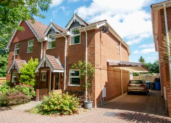Southern Haye, Hartley Wintney, Hook RG27. 2 bed semi-detached house