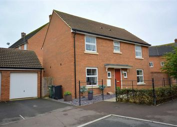 Thumbnail 4 bed detached house for sale in Stafford Close Kingsway, Quedgeley, Gloucester