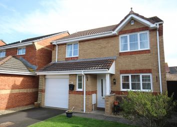 Thumbnail 4 bed detached house for sale in Priestley Way, Burnham-On-Sea