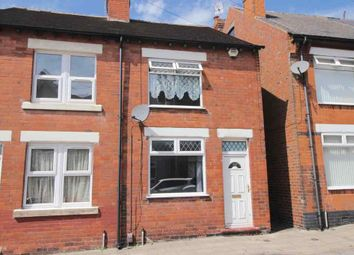 Thumbnail 2 bed end terrace house to rent in Douglas Road, Huthwaite, Sutton-In-Ashfield
