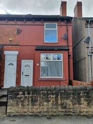 Thumbnail 3 bed end terrace house to rent in Yorke Street, Mansfield Woodhouse