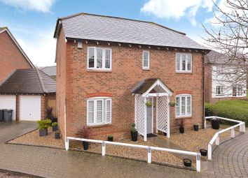 Mcarthur Drive, Kings Hill ME19. 4 bed detached house for sale