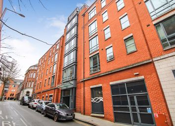 Thumbnail 2 bedroom flat to rent in Weekday Cross Building, Pilcher Gate, Nottingham