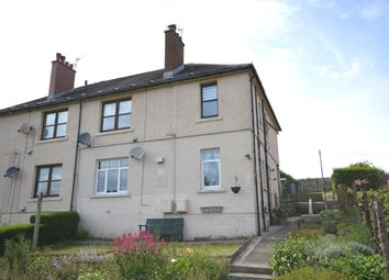 Thumbnail 2 bed flat for sale in Main Street, Redding, Falkirk