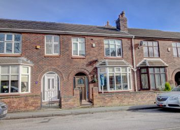 Thumbnail 3 bed terraced house for sale in Market Street, Newton-Le-Willows