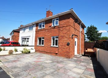 Thumbnail 3 bed semi-detached house for sale in Portbury Grove, Shirehampton, Bristol