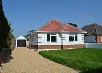 3 bed bungalow for sale in Northbourne, Bournemouth, Dorset BH10