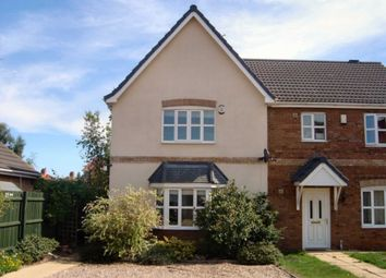 Thumbnail 3 bedroom semi-detached house to rent in Bridle Close, Chatteris