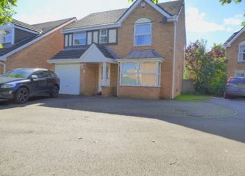 Thumbnail 4 bed detached house to rent in Oak Tree Drive, Rogerstone, Newport