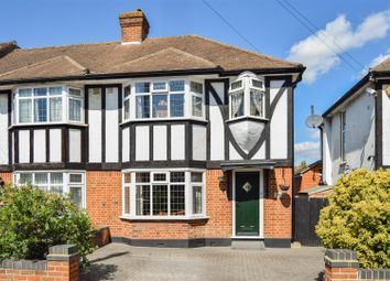 Thumbnail 3 bed property for sale in Dudley Drive, Morden