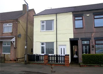 Thumbnail 2 bed end terrace house for sale in Alfreton Road, Newton, Alfreton