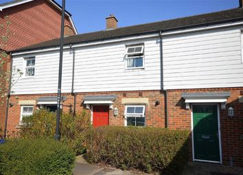 Thumbnail 2 bed terraced house for sale in Chater Close, Singleton, Ashford