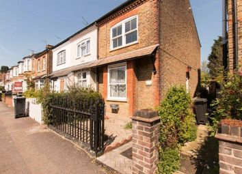 Thumbnail 2 bed end terrace house to rent in Meadow Road, Loughton