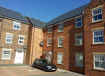 Thumbnail 2 bed flat to rent in Barrington Close, Framwellgate Moor, Durham