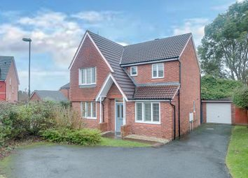 Thumbnail 4 bed detached house for sale in Royal Worcester Crescent, The Oakalls, Bromsgrove