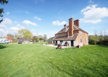Thumbnail 6 bed detached house for sale in Stratfield Turgis, Hook