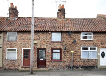 Thumbnail 2 bed terraced house for sale in Eastgate North, Driffield