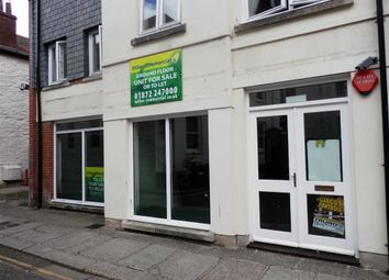 Thumbnail Retail premises for sale in Unit One, 6, Quay Street, Truro