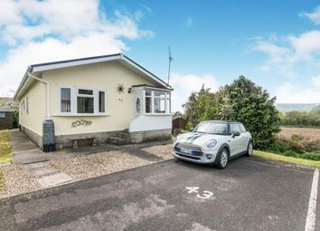 Thumbnail 2 bed bungalow for sale in Otter Valley Park, Honiton, Devon