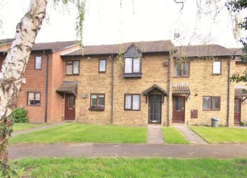Thumbnail 2 bed terraced house to rent in Amberley Way, Uxbridge, Greater London